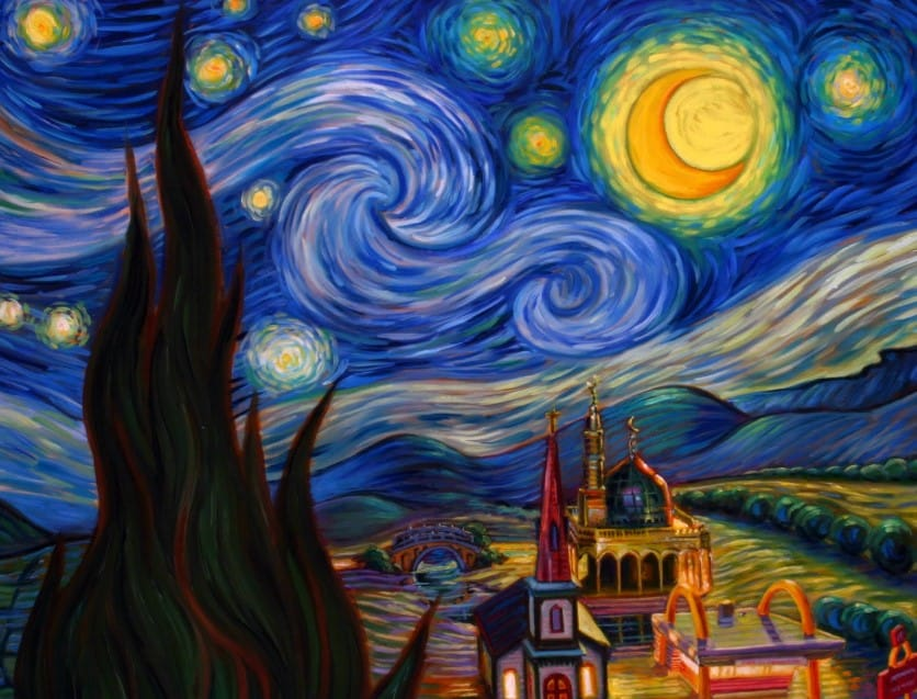 20 Unsur Unsur Seni Rupa Beserta Pengertian, Penjelasan, dan Contohnya !