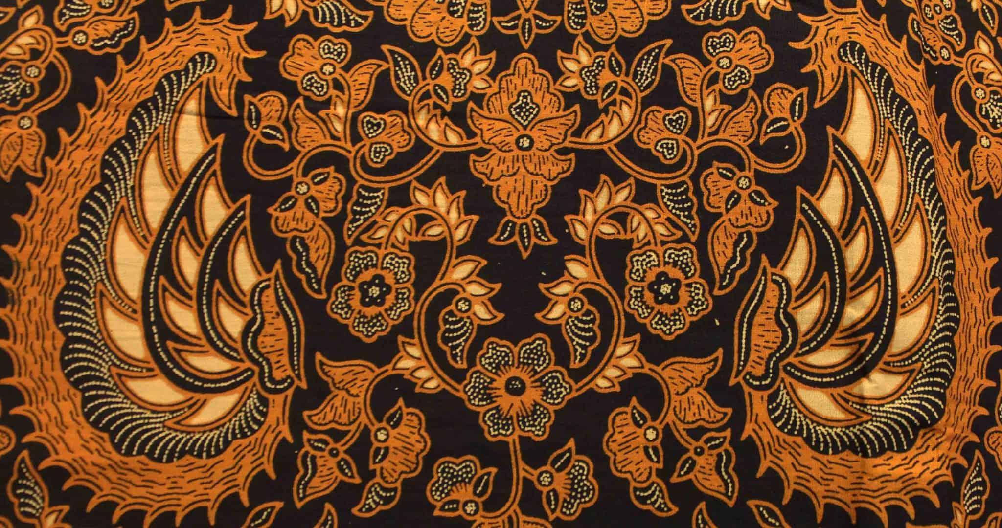 gambar Batik Solo