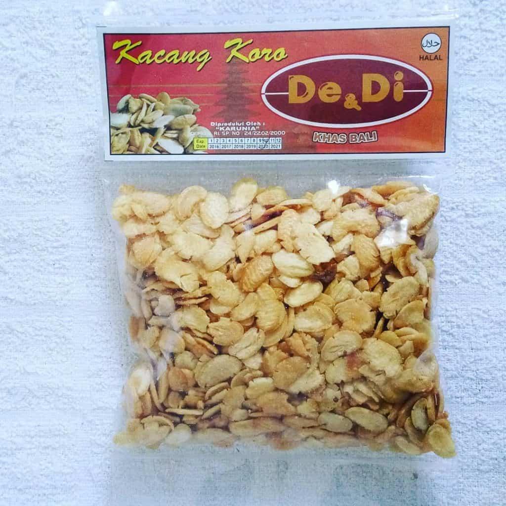 gambar Kacang Koro Bali