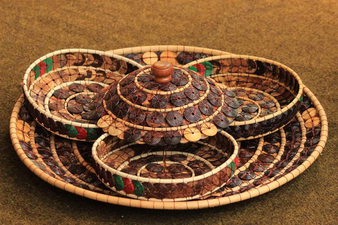gambar Kerajinan Batok Kelapa