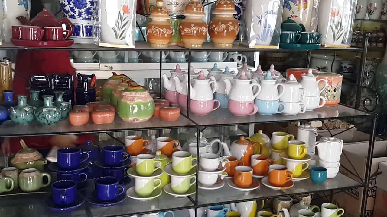 gambar Keramik Dinoyo