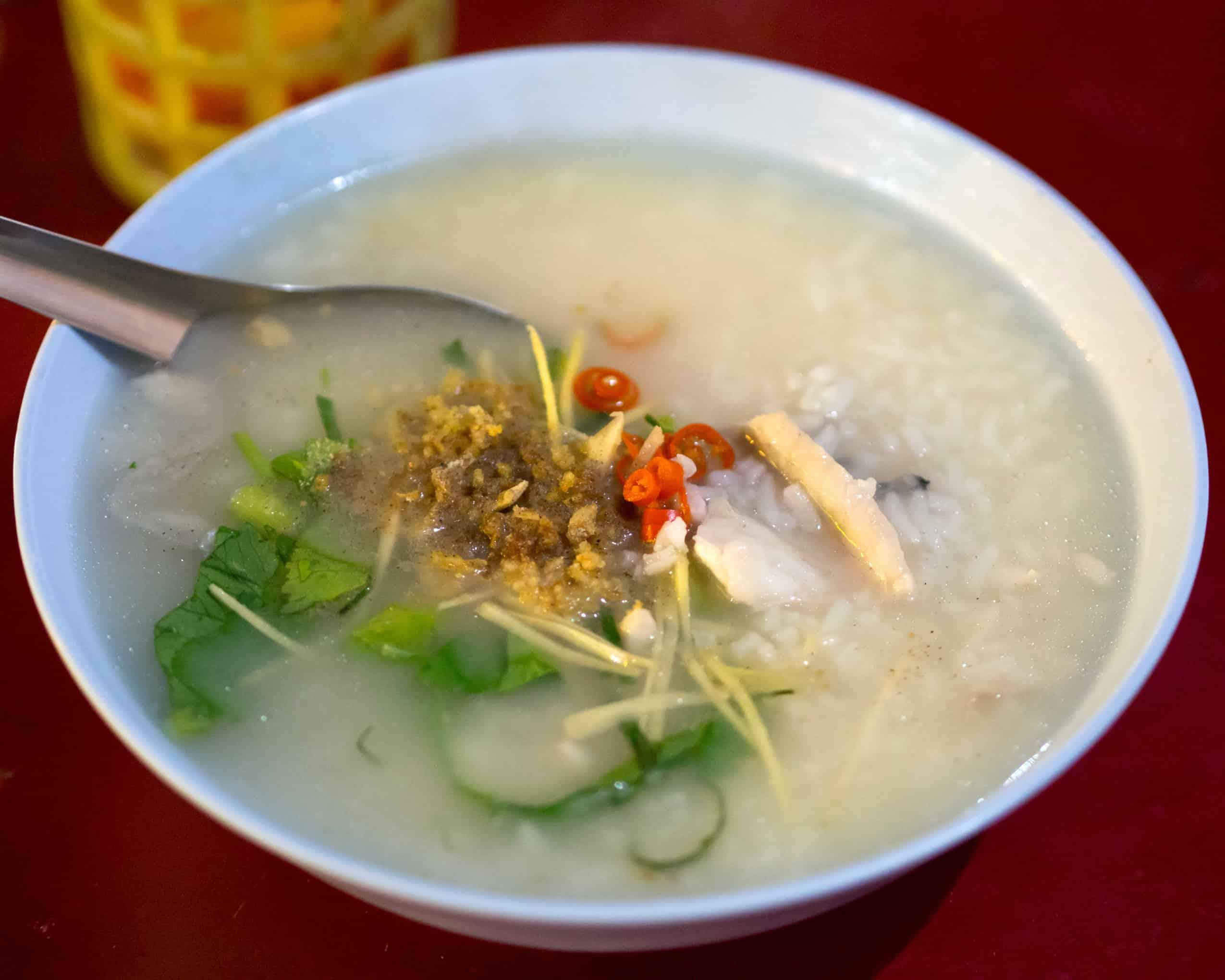 gambar makanan khas thailand khao tom