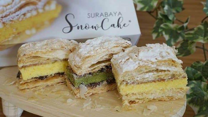 gambar Surabaya Snow Cake