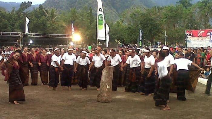 gambar Tari Gawi