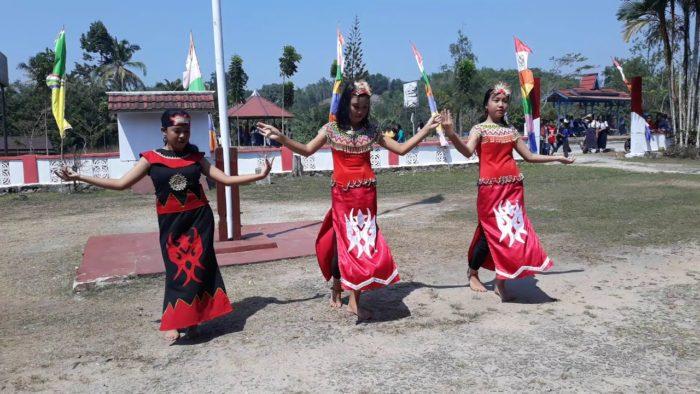 gambar Tari Monong