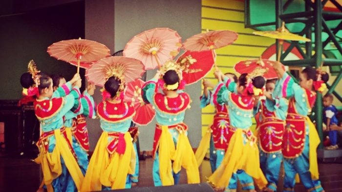 gambar Tari Payung