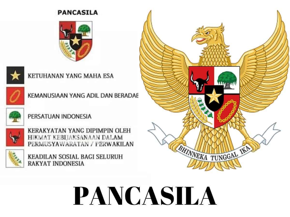 gambar pancasila