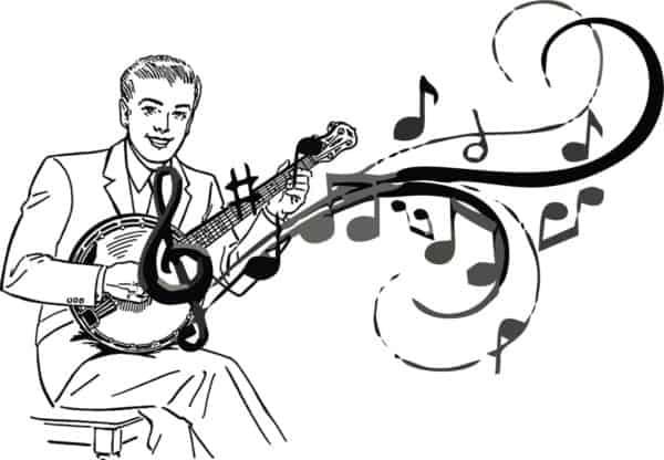 gambar jenis-jenis musik