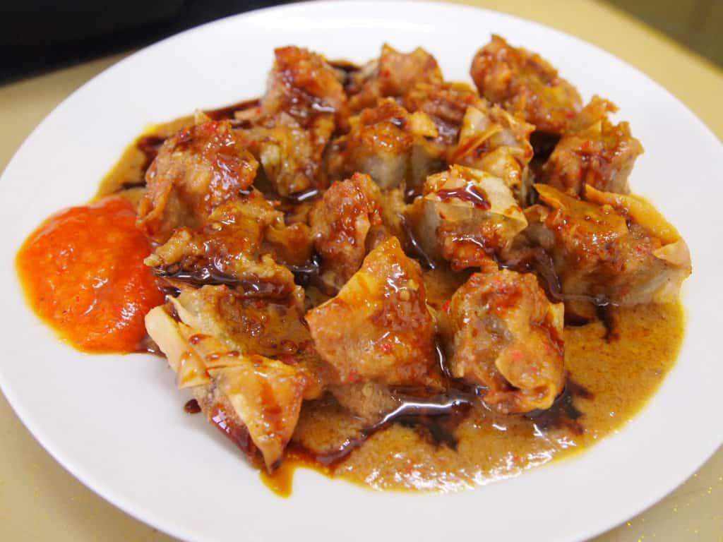 gambar makanan khas bandung Batagor