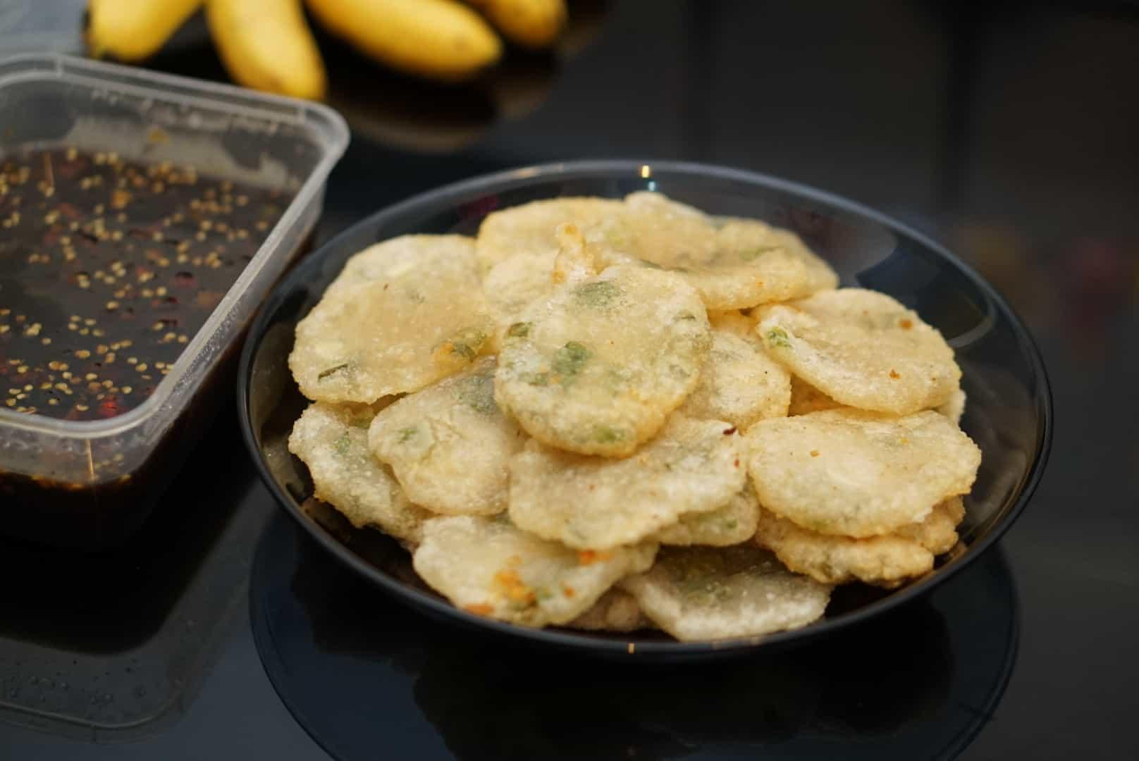 gambar makanan khas bandung Cireng