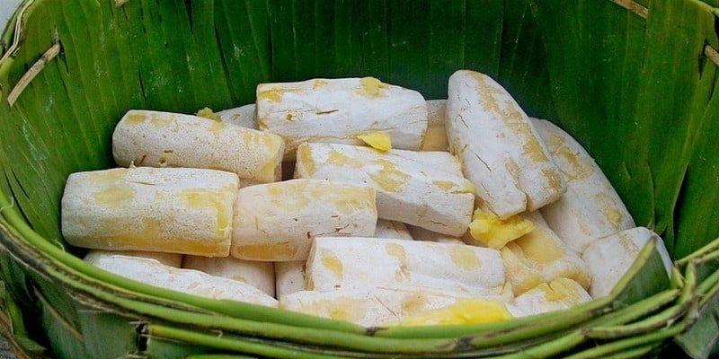 gambar makanan khas bandung Peuyeum