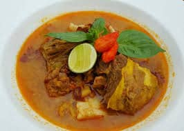 gambar makanan khas banten angeun lada