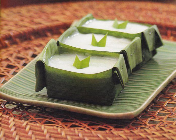 gambar makanan khas banten kue jojorong