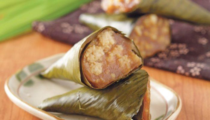gambar makanan khas banten kue pasung merah