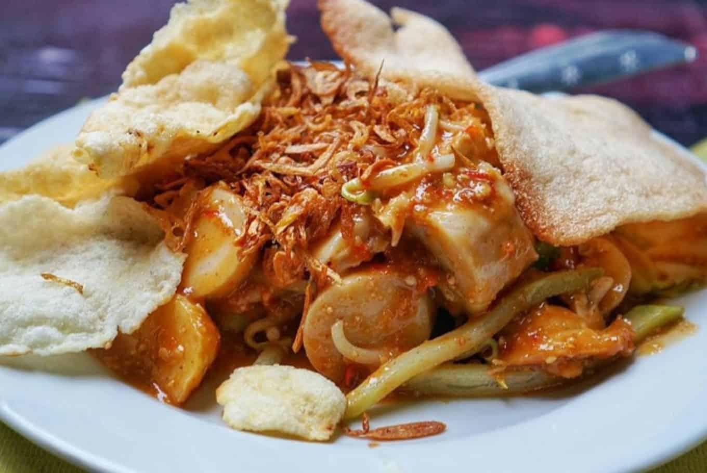 gambar makanan khas indonesia gado gado