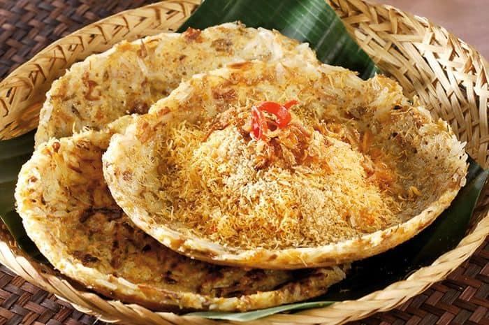 gambar makanan khas indonesia kerak telor