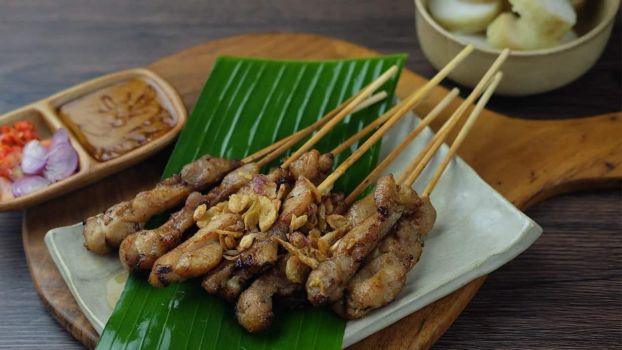 gambar makanan khas indonesia sate