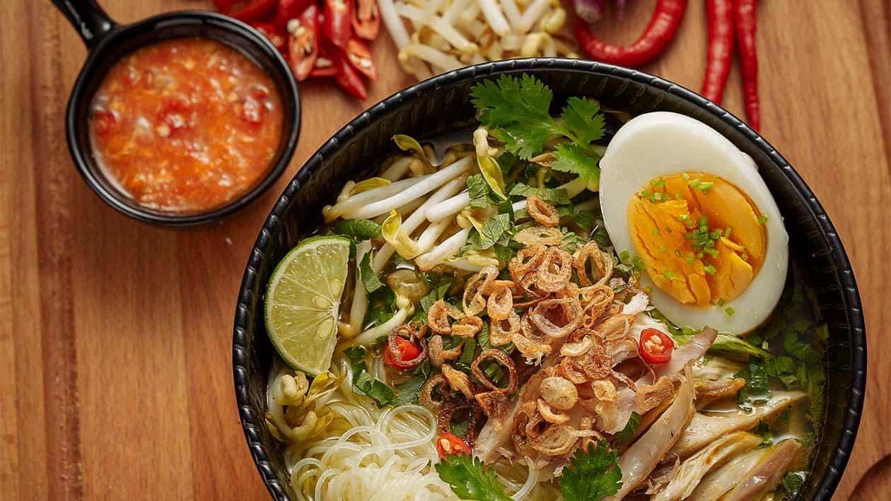 gambar makanan khas indonesia soto