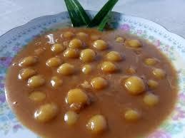 gambar makanan khas kalimantan tengah hintalu karuang