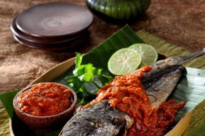 gambar makanan khas kalimantan timur Gence Ruan