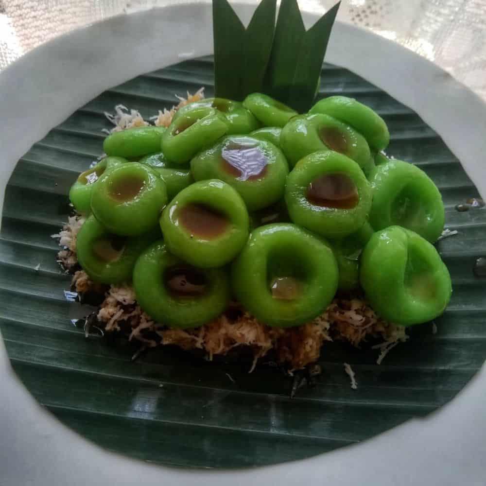 gambar makanan khas kalimantan timur Kue Gegicak