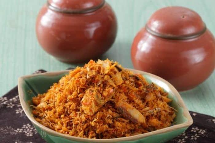 gambar makanan khas kalimantan timur Rabo Ruan
