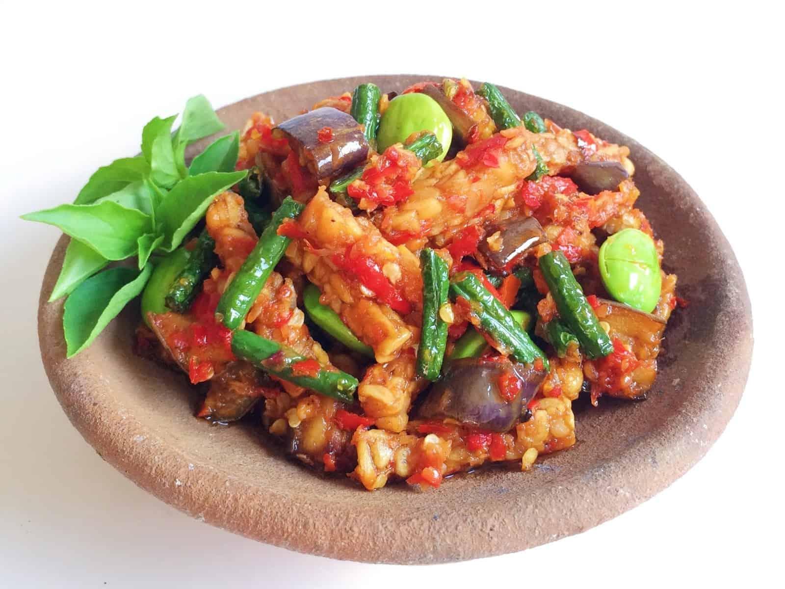 gambar makanan khas kalimantan timur Sambal Raja