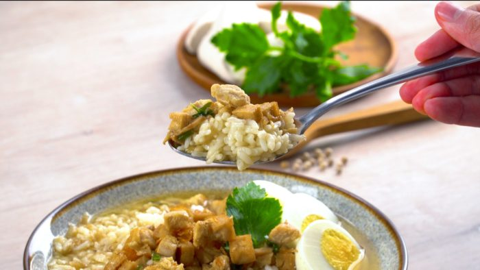gambar makanan khas malang nasi bakmoy