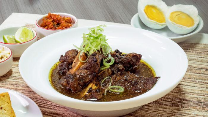 gambar makanan khas malang rawon nguling