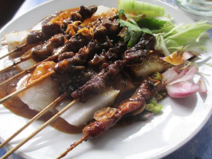 gambar makanan khas malang sate landak
