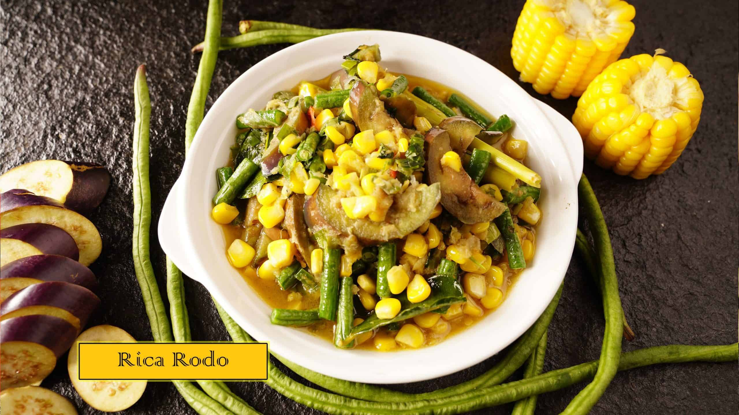 gambar makanan khas manado Rica Rodo