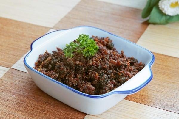 gambar makanan khas manado Sambal Roa