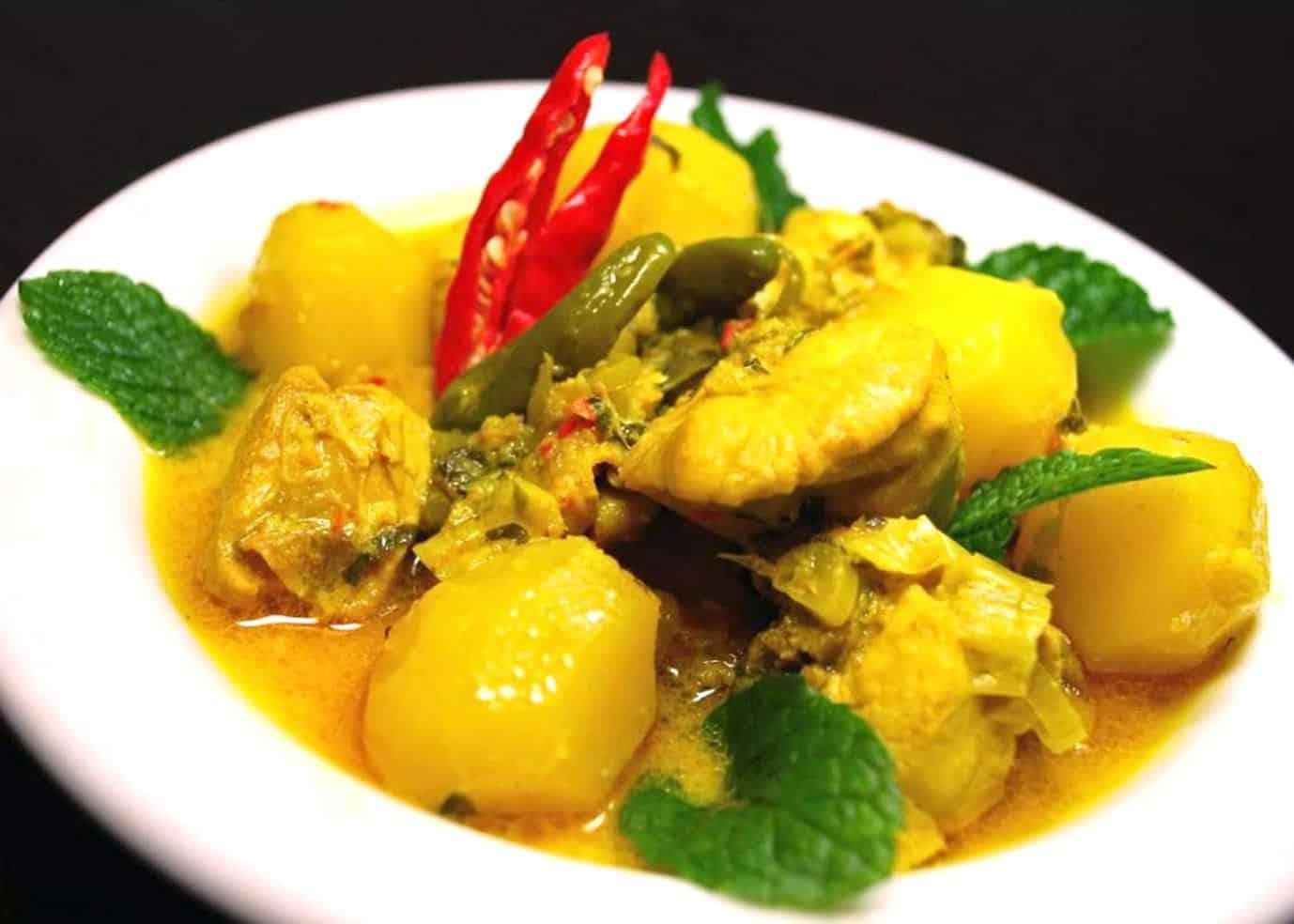 gambar makanan khas manado Tuturuga
