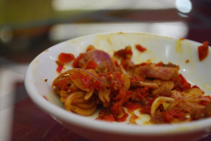 gambar makanan khas riau cincalok