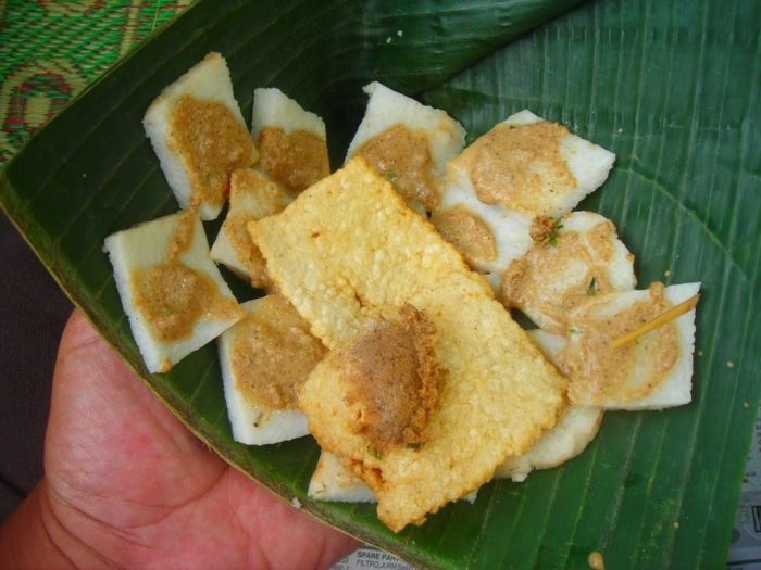 gambar makanan khas solo cabuk rambak