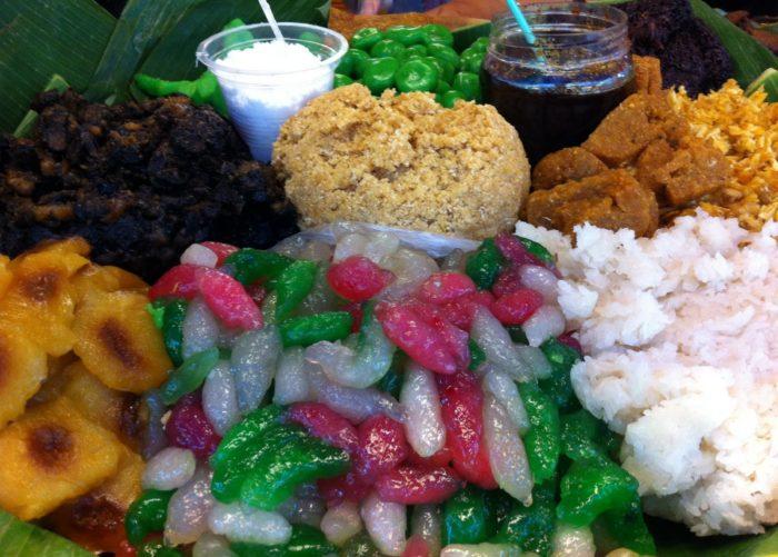 gambar makanan khas solo lenjongan