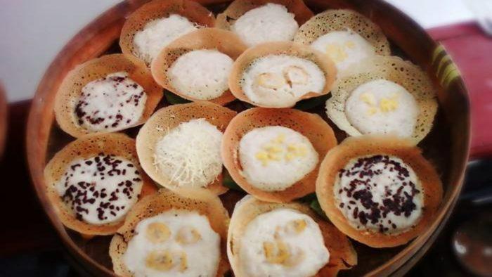 gambar makanan khas solo serabi