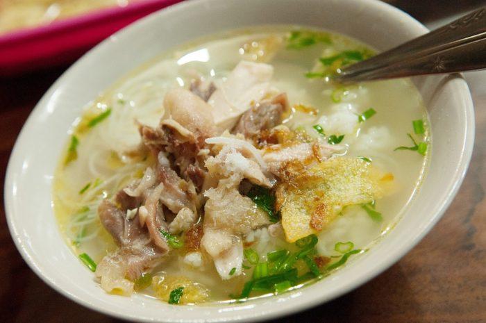 gambar makanan khas solo soto gading