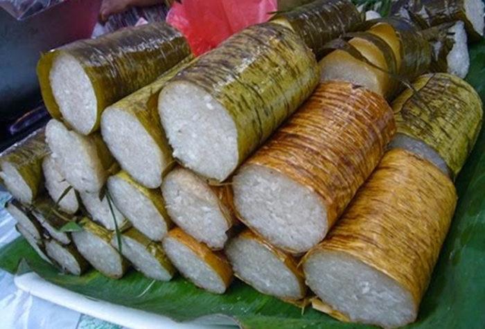 gambar makanan khas sulawesi utara nasi jaha