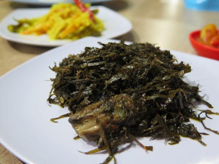 gambar makanan khas sulawesi utara pangi