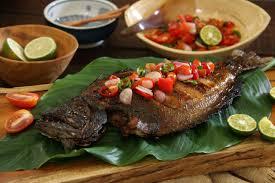 gambar makanan khas sulawesi utara payangka