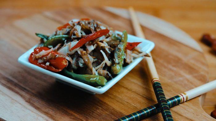 gambar makanan khas sulawesi utara saut