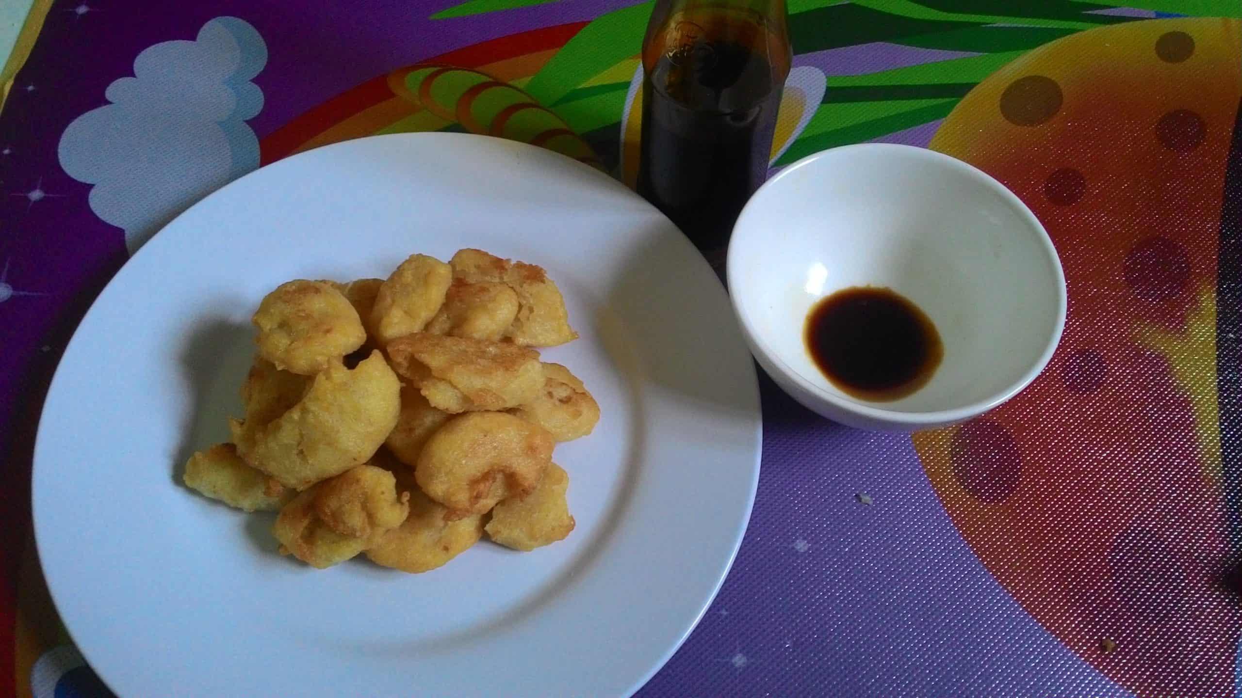 gambar makanan khas sumatera selatan godo godo