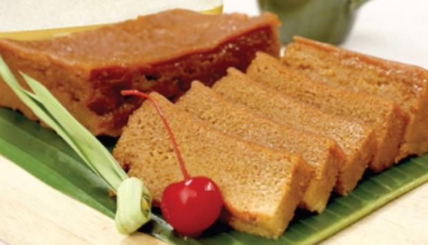 gambar makanan khas sumatera selatan kue lapan jam