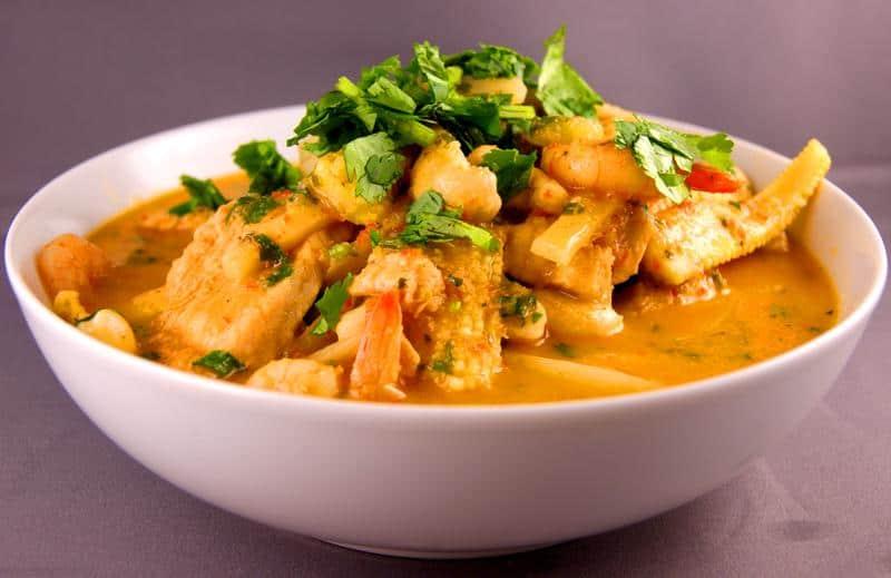 gambar makanan khas thailand Gaeng Daeng