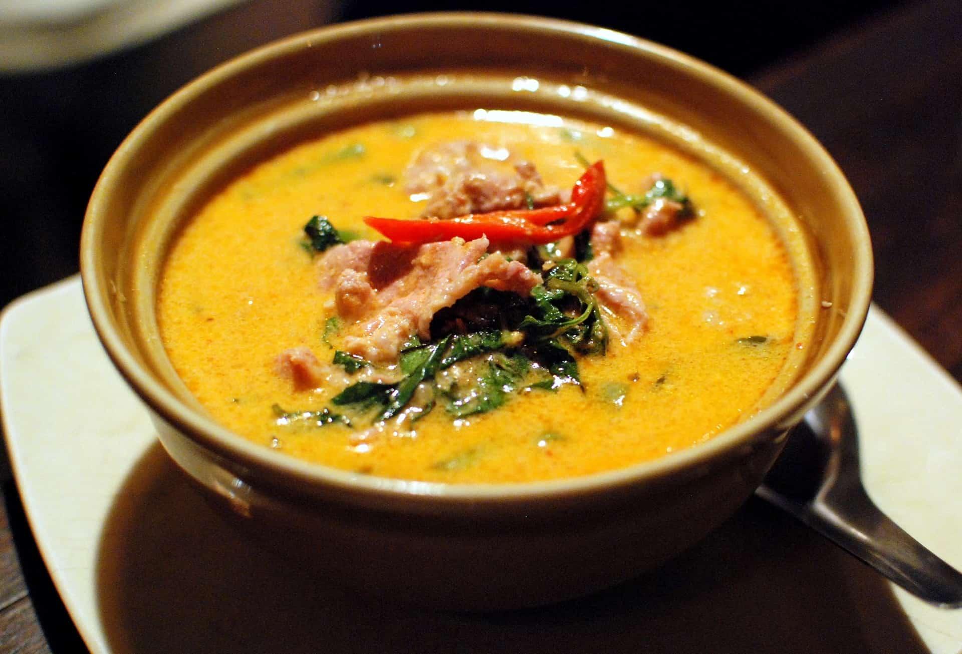 gambar makanan khas thailand Khaeng Phet