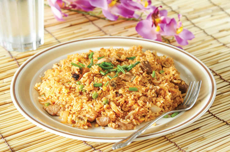 gambar makanan khas thailand Khao Phad