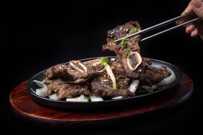 gambar makanan korea Galbi