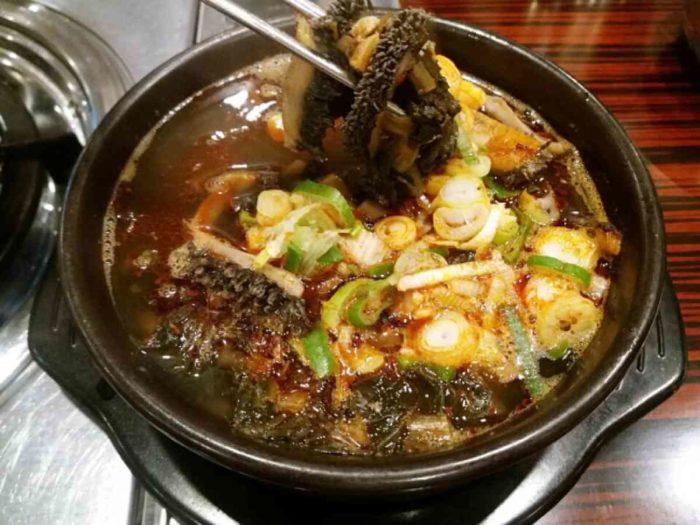 gambar makanan korea Haejangguk