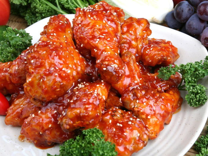 gambar makanan korea Yangnyeom